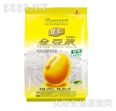 龙王金豆浆甜味480g