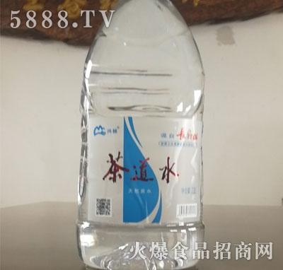 兴林茶道水产品图