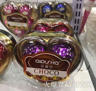 艾迪莎巧克力产品图