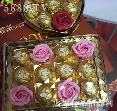 艾迪莎巧克力花产品图