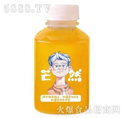 果然高芒然复合果汁饮料