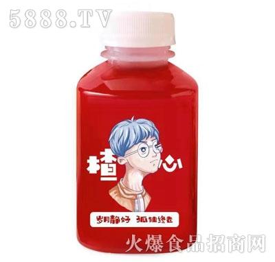 果然高楂心复合果汁饮料