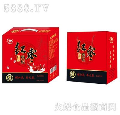 山姆竖提红枣枸杞饮品250mlx12盒250mlx16盒