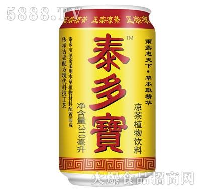 泰多��凉茶植物饮料310ml