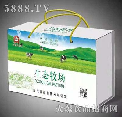 生态牧场乳味饮料