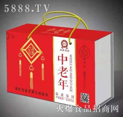 中老年乳味饮料(红礼盒)