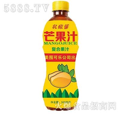 乳酸菌芒果汁500ml