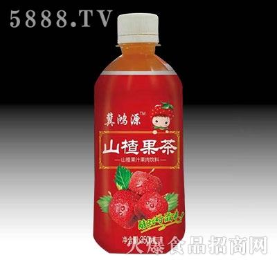 冀鸿源山楂果茶350ml