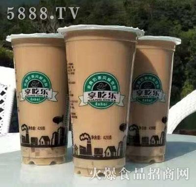 恩海食品金典奶茶风味饮料420g