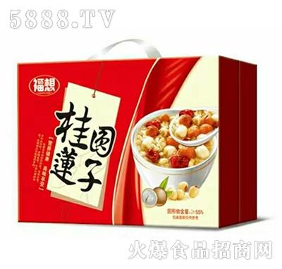福想桂圆莲子粥