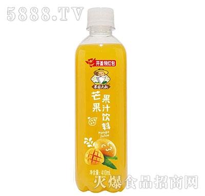 果园大叔芒果汁410ml产品图