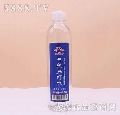 苏达尔天然苏打水520ml