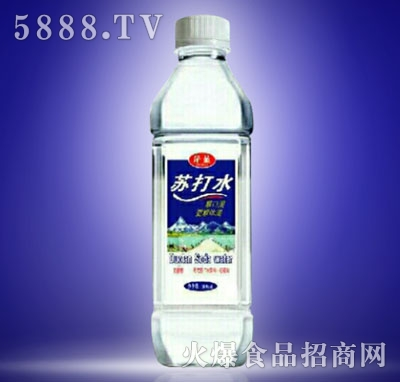 朵蓝苏打水(瓶)