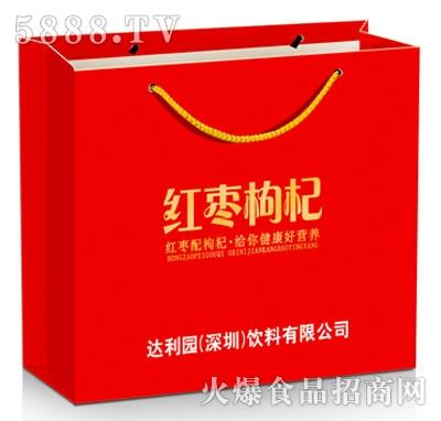达利园红枣枸杞果味饮品礼盒
