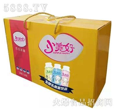 小美好发酵乳酸菌饮品箱