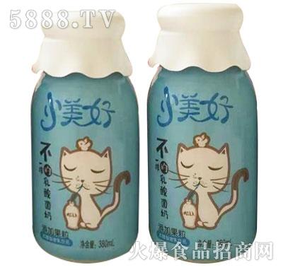 小美好乳酸菌奶饮品380ml