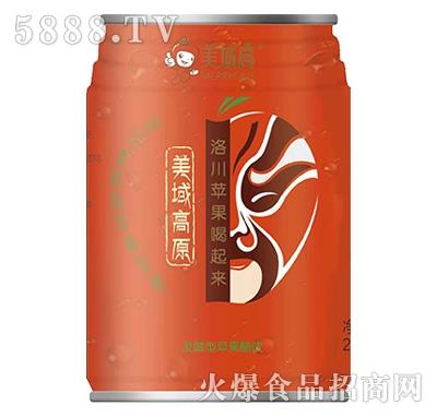 美域高原苹果醋饮发酵型