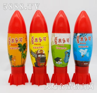 爱米乐可果味饮料儿童饮品