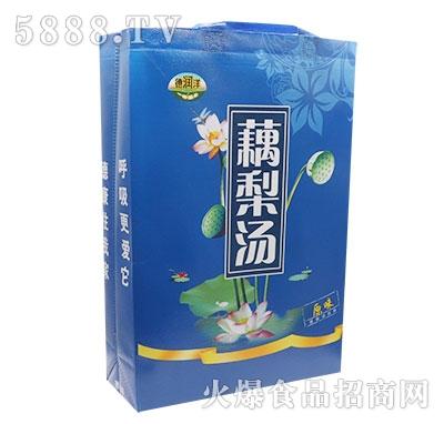 德润洋藕梨汤礼盒产品图