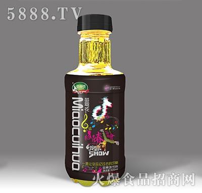 苗翠花苹果味饮料500ml