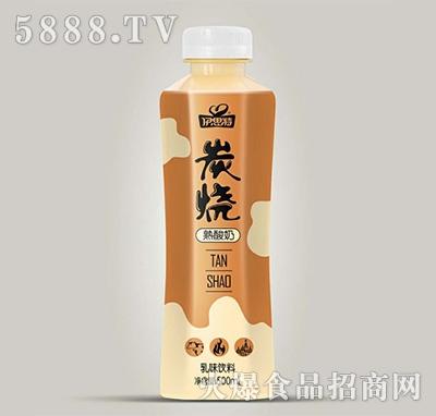 伊思特炭烧酸奶乳味饮料500ml产品图