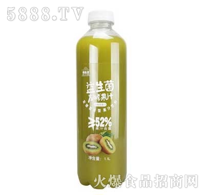 维他星猕猴桃益生菌发酵果汁1.1L