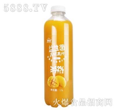维他星芒果益生菌发酵果汁1.1L