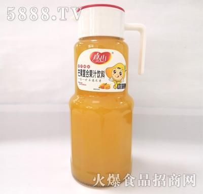 真心芒果复合果汁饮料1.5L