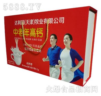 优牛中老年高钙乳酸菌饮品340ml礼盒装