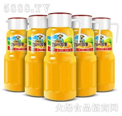 加州源果芒果汁饮料1.5L