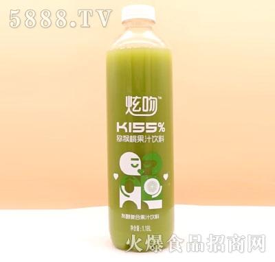 炫吻猕猴桃果汁饮料1.18L
