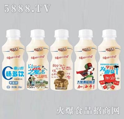 畅多饮原味乳酸菌饮品340ml