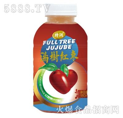 特润满树红枣红枣果汁饮料380ml