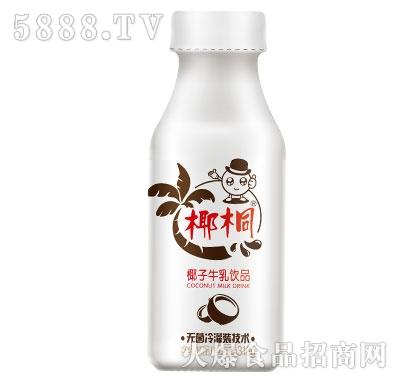 椰桐椰子牛乳饮品310g