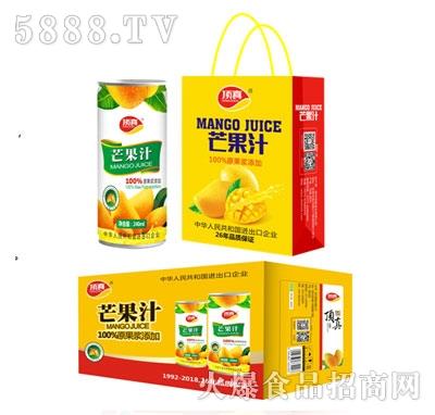 顶真芒果汁(箱)