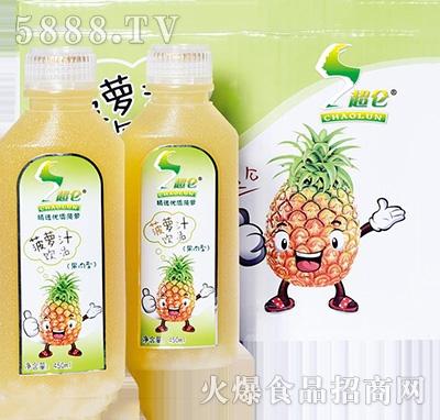 超仑菠萝汁饮料