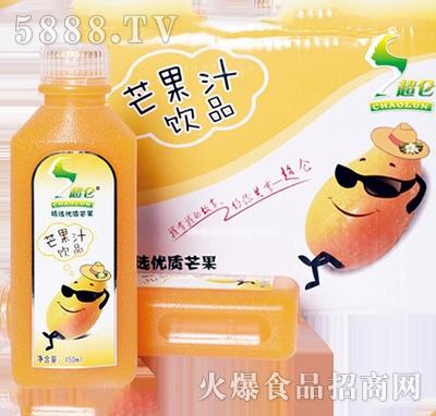 超仑芒果汁饮料