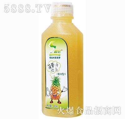 超仑菠萝汁饮品450ml