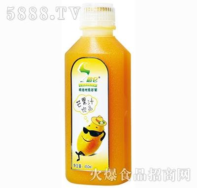 超仑芒果汁饮品450ml