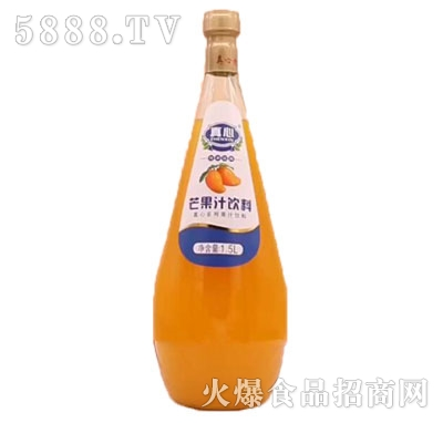 真心芒果汁饮料1.5L