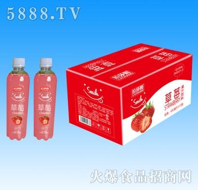 拉莎姆草莓果汁饮料480mlX15
