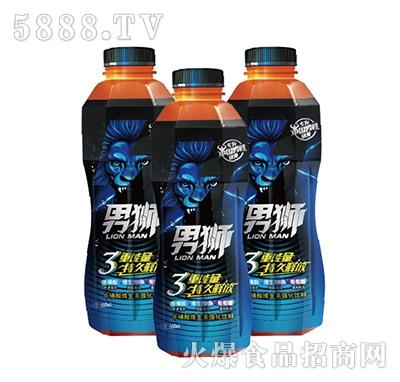 光能男狮牛磺酸维生素强化饮料600ml