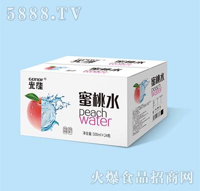 光能蜜桃水果味饮料500mlx24瓶