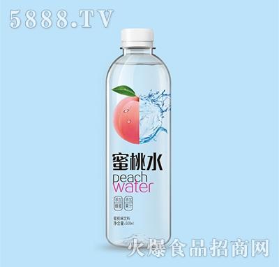 光能蜜桃水果味饮料500ml
