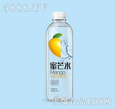 光能蜜芒水果味饮料500ml