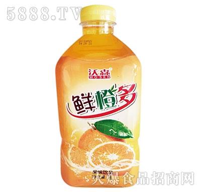 沃森鲜橙多果味饮品1L
