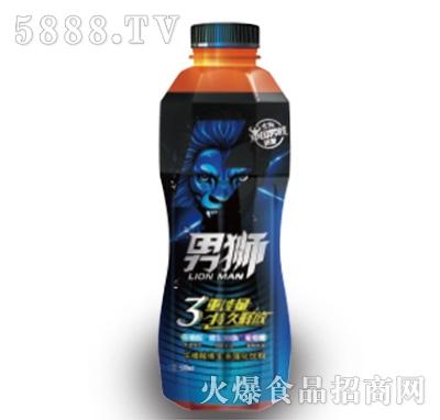 光能男狮牛磺酸维生素强化饮品600ml