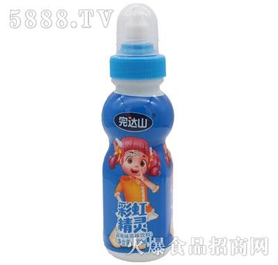 完达山彩虹精灵蓝莓味乳味饮品200ml产品图