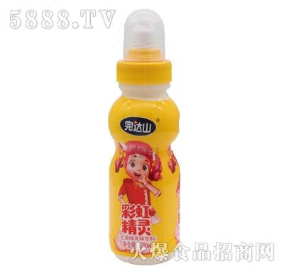 完达山彩虹精灵芒果味乳味饮品200ml产品图