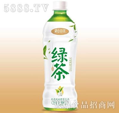 契合自然绿茶500ml